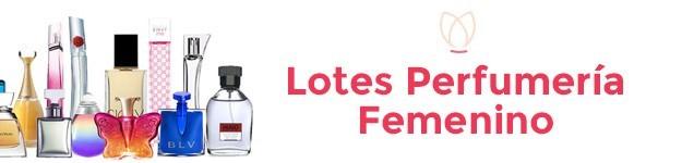 Lotes de Perfumería Femenino