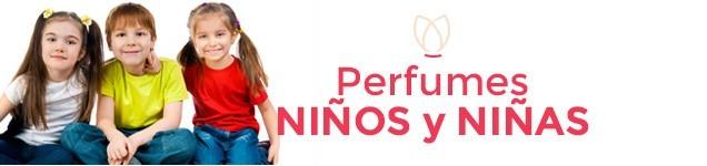 Perfumes Niños y Niñas