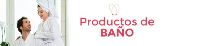 Productos de Baño Unisex